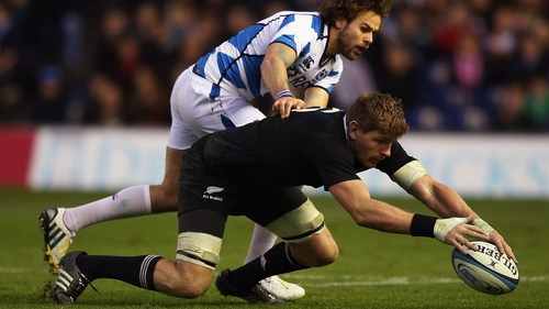 Adam Thomson's one-match ban may be extended by the IRB
