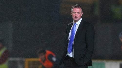 Michael O'Neill has selection worries ahead of Friday's World Cup qualifier