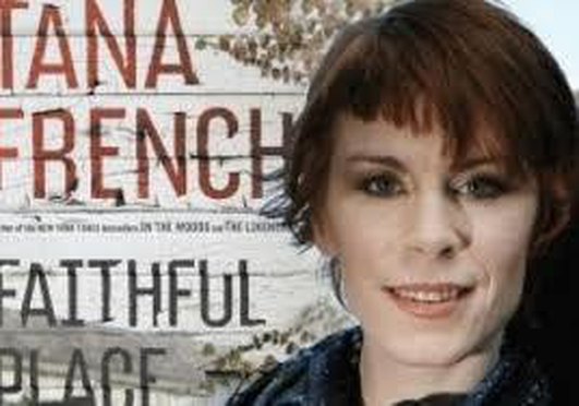 Bord Gais Energy Irish Book Awards - author Tana French