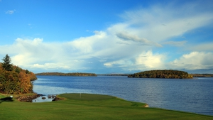 It has been suggested the Lough Erne golf resort will stage the event