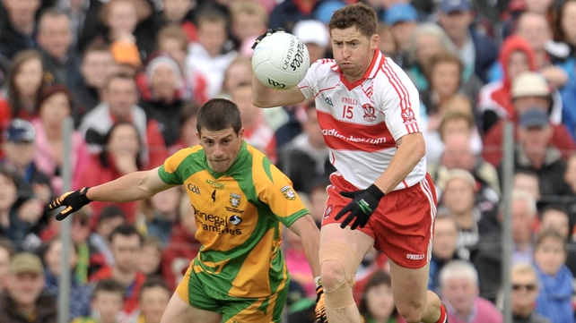 Gilligan's decision sees a further changing of the guard in Derry