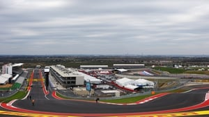 The US Grand Prix is secure for the foreseeable future