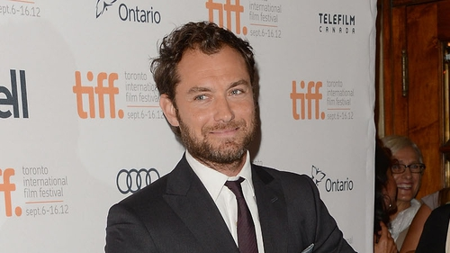 "Jude Law insists he is a ""faithful soul"""