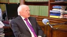 Interview: President Michael D Higgins
