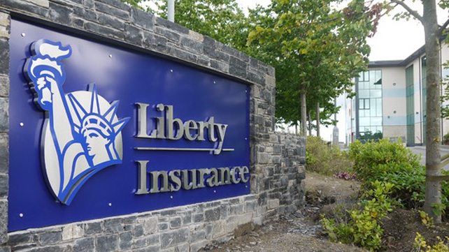 Liberty Insurance now has 1,800 staff in Ireland