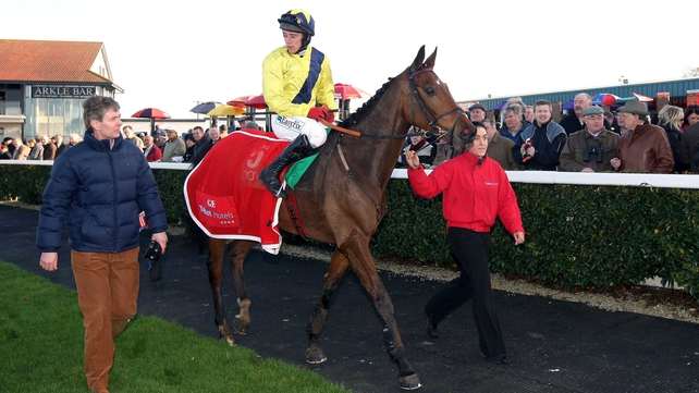 Mount Benbulben will set off over his favoured distance at the Kildare venue
