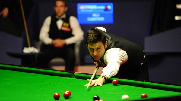Ronnie O'Sullivan will not compete during the 2013 season