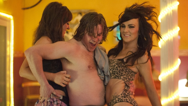 Fran (Peter Coonan) - Characteristically restrained on RTÉ One tomorrow, Sunday November 18, at 9:30pm