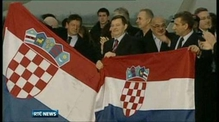 Croatia welcomes home generals after UN convictions overturned