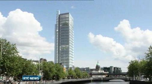 SIPTU refused permission for Liberty Hall plans