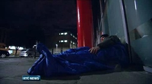 Concern over shortage of beds for homeless
