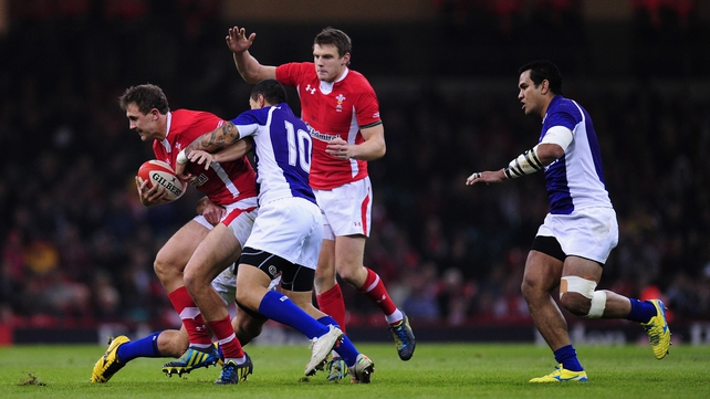 Wales suffered another defeat and will be depleted by further injuries for next week's clash with New Zealand