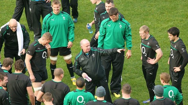 Declan Kidney would welcome a victory as his winless run as coach is now five matches
