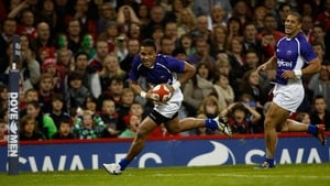 Samoa shocked Wales with a magnificent performance tonight