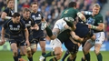 Strauss brace helps Springboks past Scotland
