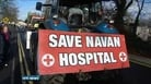 6,000 protest over future of Navan hospital