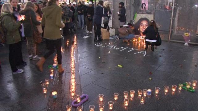 Vigils for Savita Halappanavar have previously been held in Galway