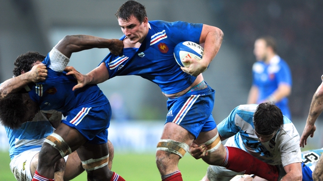 France were made to work for their victory by opposition who will face Ireland next week
