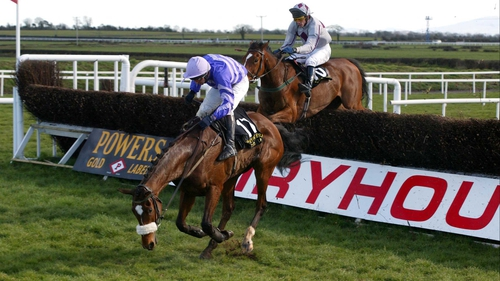 The Bunny Boiler provided Geraghty with his biggest success in Ireland when winning the 2002 Irish Grand National at Fairyhouse