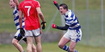 Castlehaven captain Damien Cahillane was relieved with the win over Stradbally