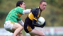 Dr Crokes' Colm Cooper says home advantage was key in the win over Clonmel Commercials