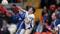 Kilcoo's Gary McEvoy praises his team's determination following their win over St Gall's