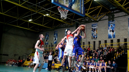 UCD beat Killester on Saturday, 84-61