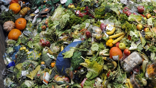 Commercial food businesses generally quarter of million tonnes of food waste annually
