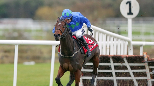 Hurricane Fly has won seven of his eight starts at Punchestown