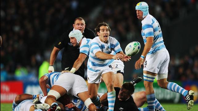 Argentina welcome back Santiago Fernandez
