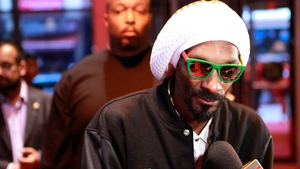 "How would the Celtic faithful take a to a bit of ""Snoop"" at Parkhead""?"