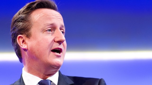 David Cameron said Argentina should respect the result of a referendum on the Island