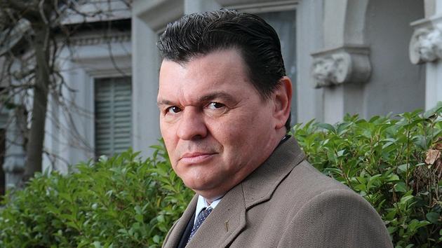 Jamie Foreman played bad boy Derek Branning on Eastenders