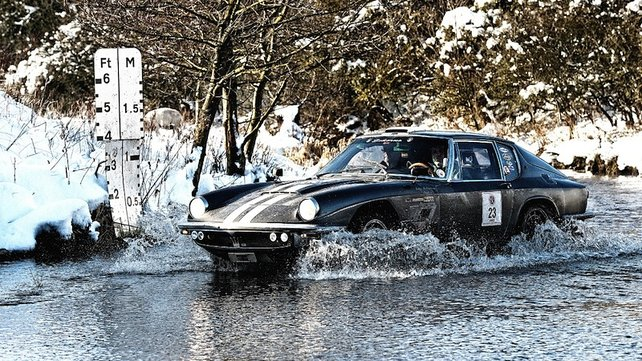 Europe's toughest classic rally