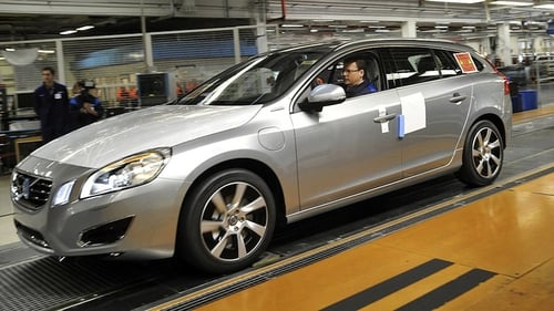 Volvo cars saw a 21.7% fall in sales in June