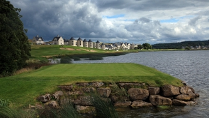 Lough Erne is a five-star complex in Enniskillen