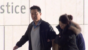 The sentencing hearing of Zhen Dong Zhao will continue this afternoon