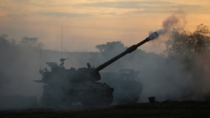 Israel continued its shelling of targets in Gaza