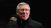 Alex Ferguson was pleased with his side's performance in defeat to Galatasaray