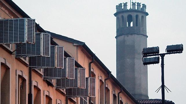 San Vittore Prison at San Vittore Prison in