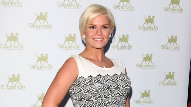 Kerry Katona is reported to be struggling to keep up with payments for her home
