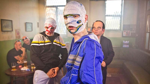 The Rubberbandits will feature on the soundtrack to Trainspotting 2