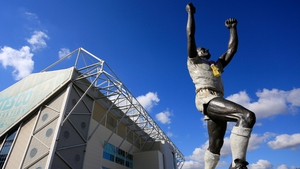 Leeds United are based at Elland Road in Yorkshire
