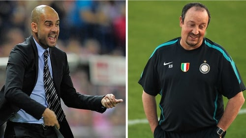 It is understood Josep Guardiola isn't yet interested, leaving Rafa Benitez as favourite for the job