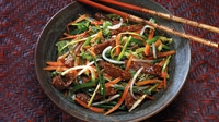 Warm Thai Beef Salad  - Great to share!