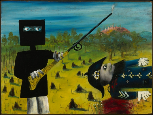 Art Review - Sidney Nolan
