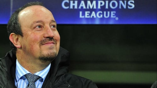 Rafael Benitez is the new Chelsea manager