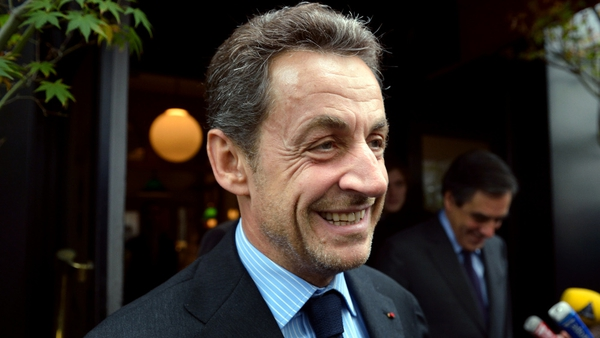 Nicolas Sarkozy was questioned for 12 hours over campaign financing