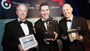 From left to right: Vincent Reynolds, Chair of the Network of County and City Enterprise Boards, Jim Hughes, Innovate Business Technologies and Tom Banville, CEO of Wexford County Enterprise Board