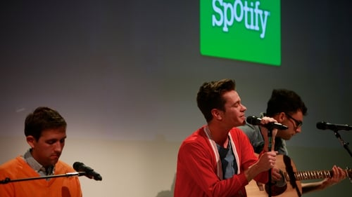 Music streaming service Spotify now in Ireland